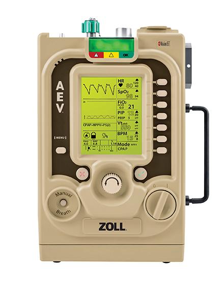 美国卓尔ZOLL AEV转运呼吸机